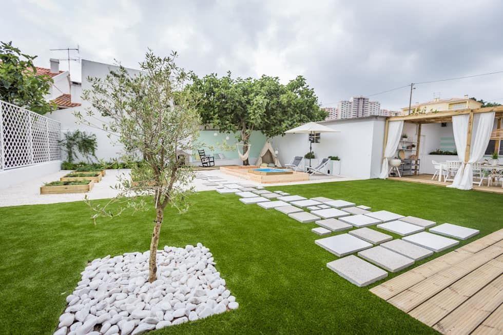 Fotos de jardins escandinavos: querido mudei a casa episódio#2410