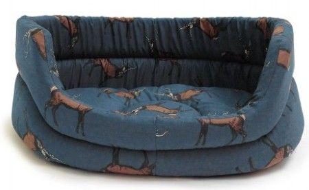 Woodland Stag Slumber Dog Bed From Marshalls Dog Bed Store Washable Dog Bed Covered Dog Bed Cheap Dog Beds