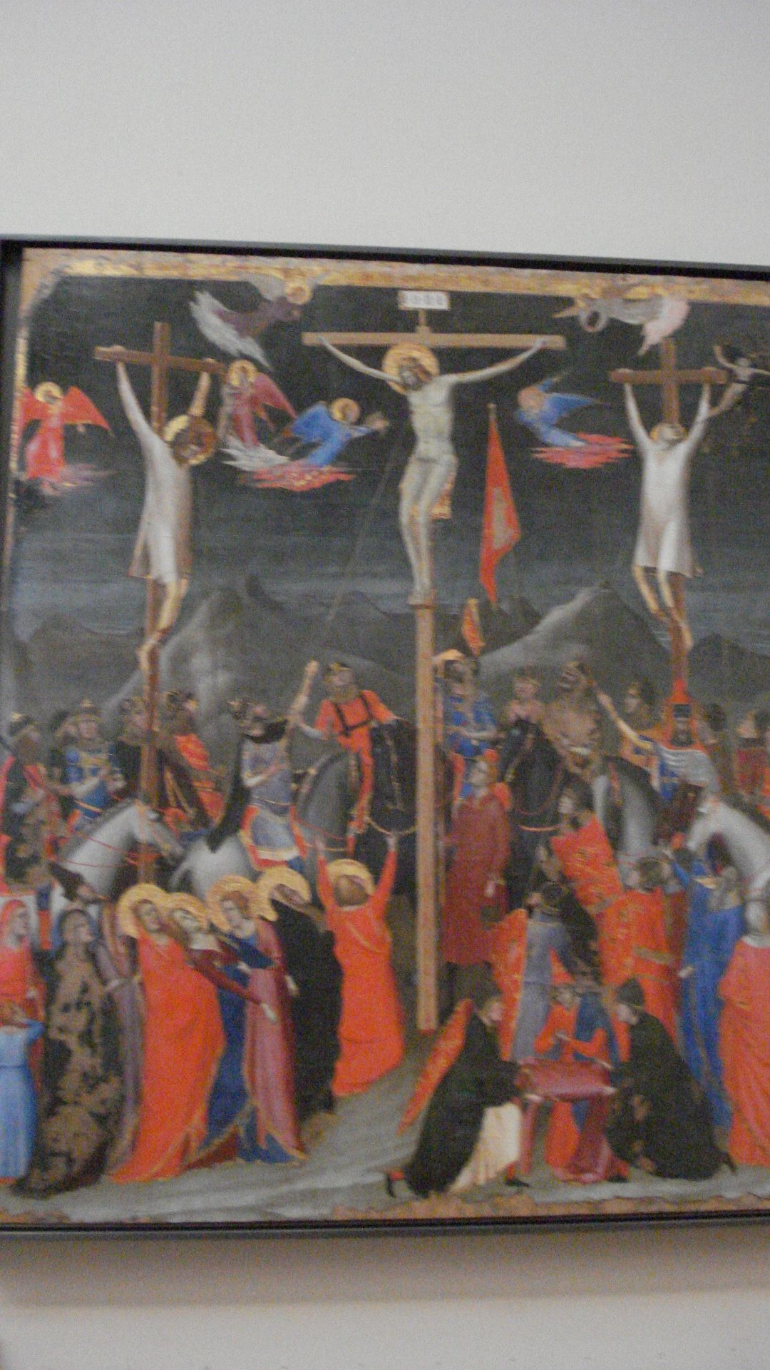 Crucifixion Giotto Paintings