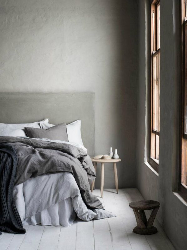 H&M Home fall / winter #2016 collection. Great #interior design. Neutral colors #bedroom #ideas and #inspiration.