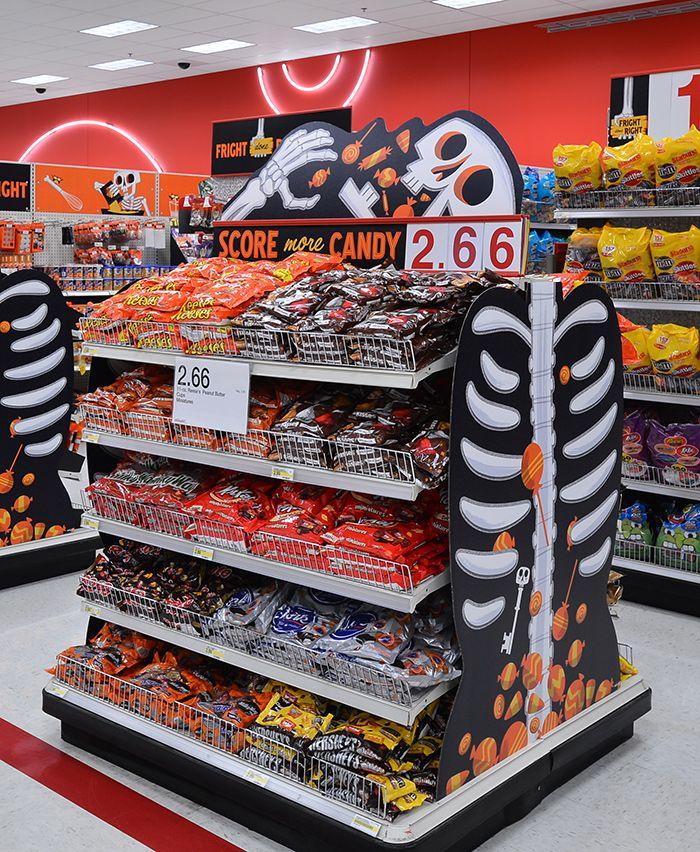 Target Halloween Display Halloween Displays Retail