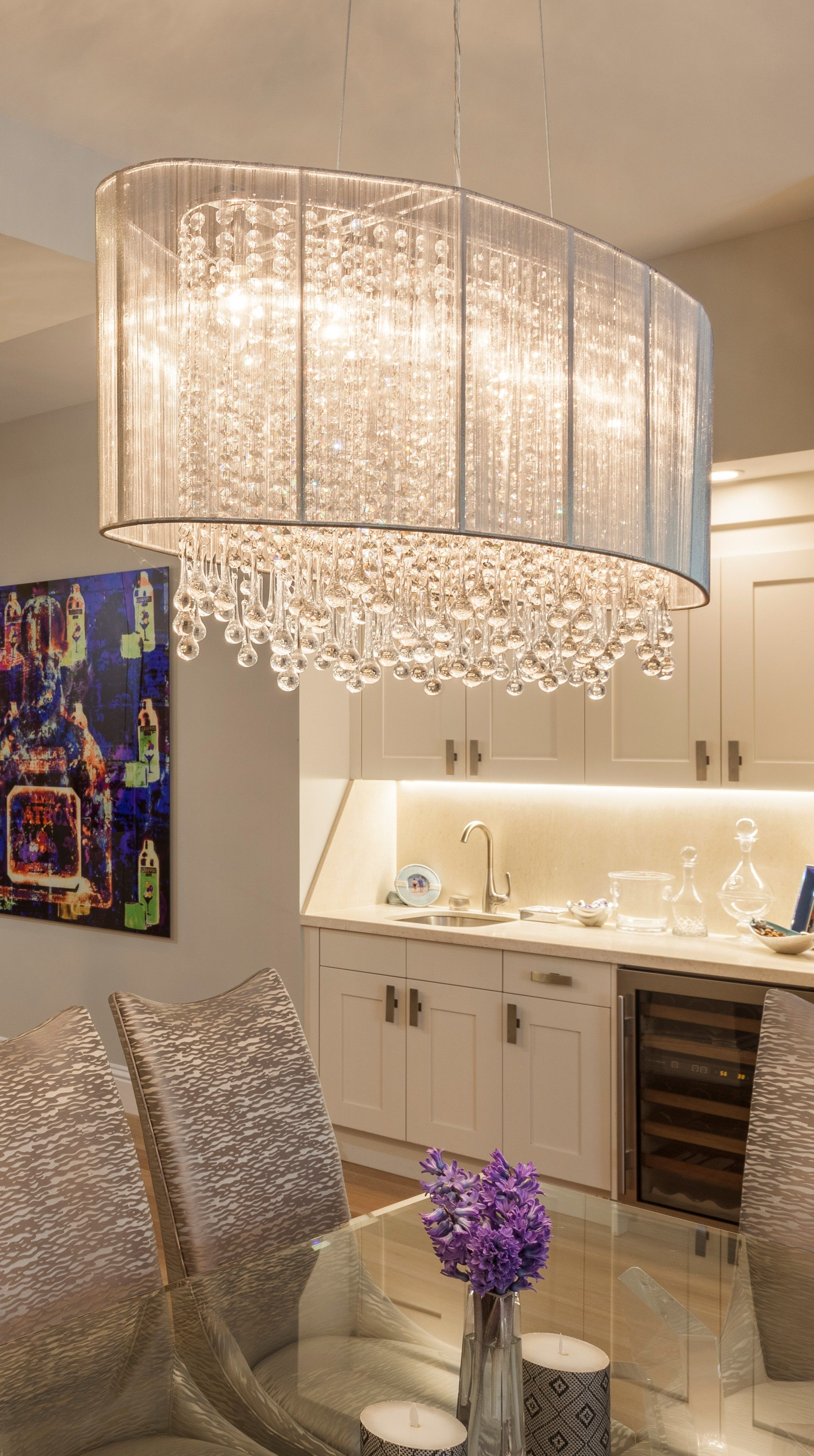Suspension Chandelier Beverly Drive Suspension By Avenue Lighting Hf1503 Slv In 2019