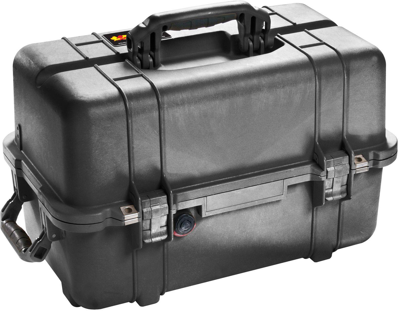 Coffres à outils Pelican garantis à vie Transport