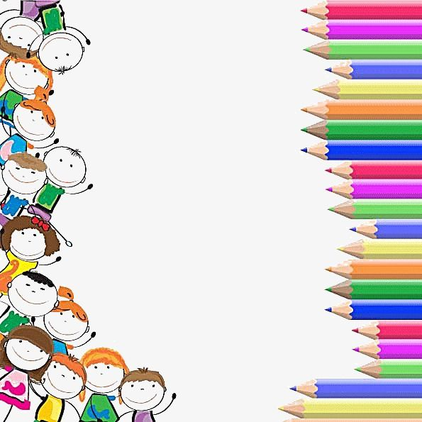 Colored Pencils Cartoon Characters Learning Materials Png Transparent Clipart Image And Psd File For Free Download Lapices De Colores Lapices Marcos De Colores