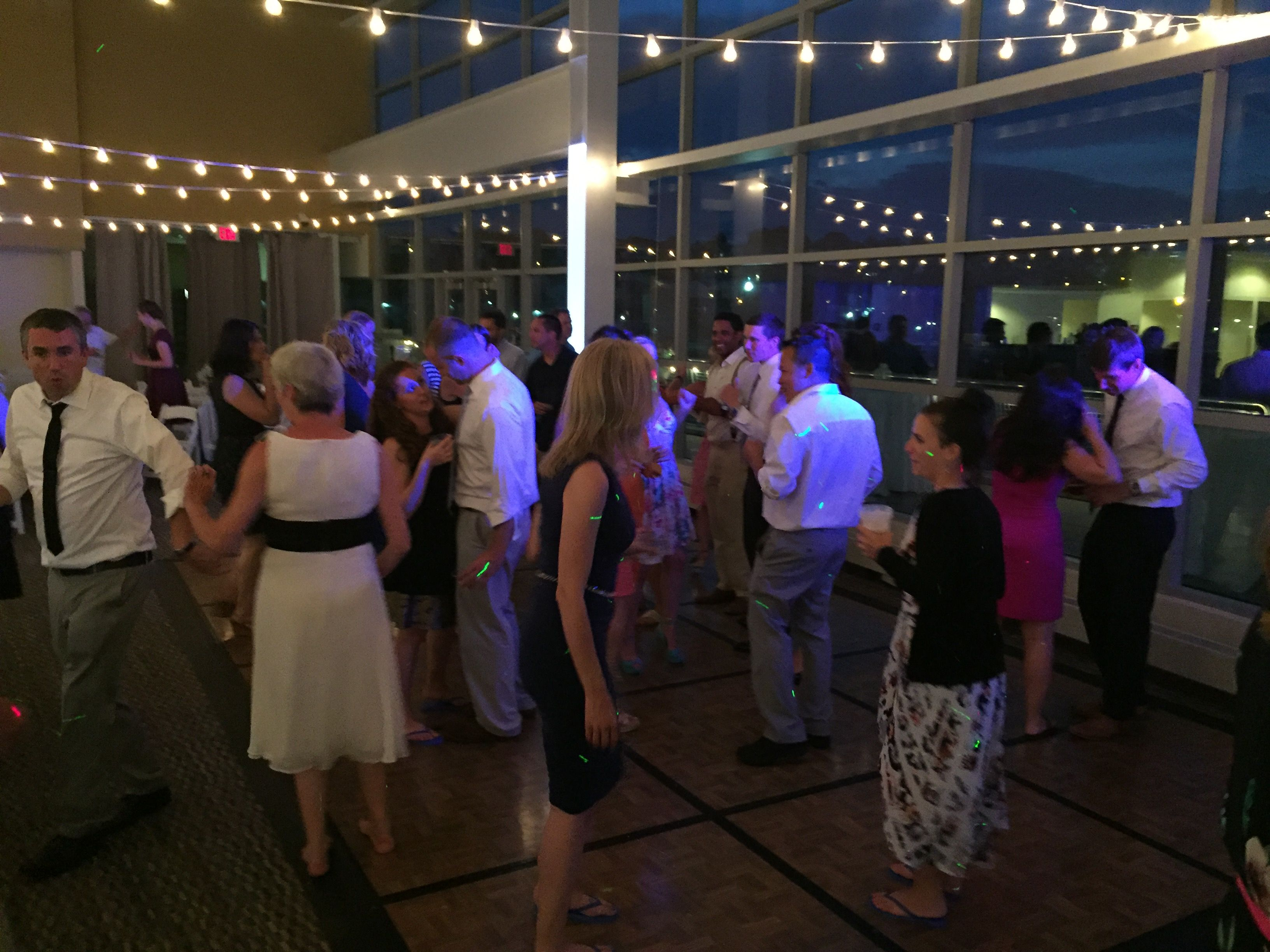 The Sirois Wedding At Ocean Gateway In Portland Maine On July DJ Dave Dionne