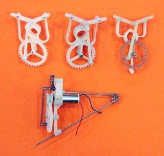 Mini-Ornithopter Prototypes