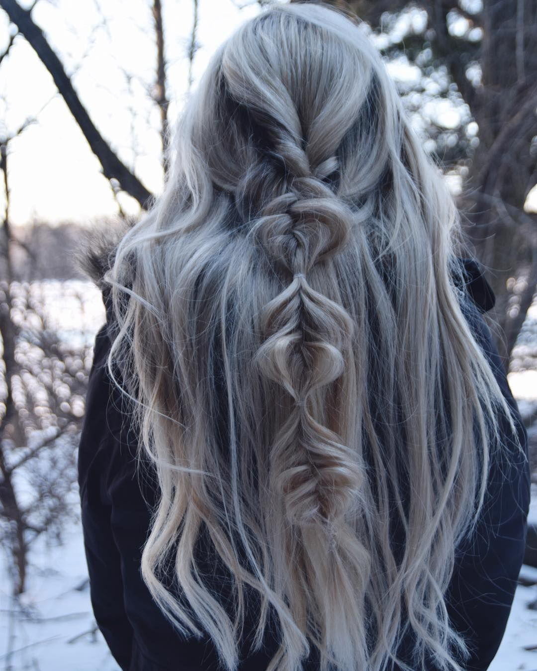 awesome 25 Wonderful Winter Hair Colors - Liven Up The Chilly Days of 2017 Check more at http://newaylook.com/best-winter-hair-colors/