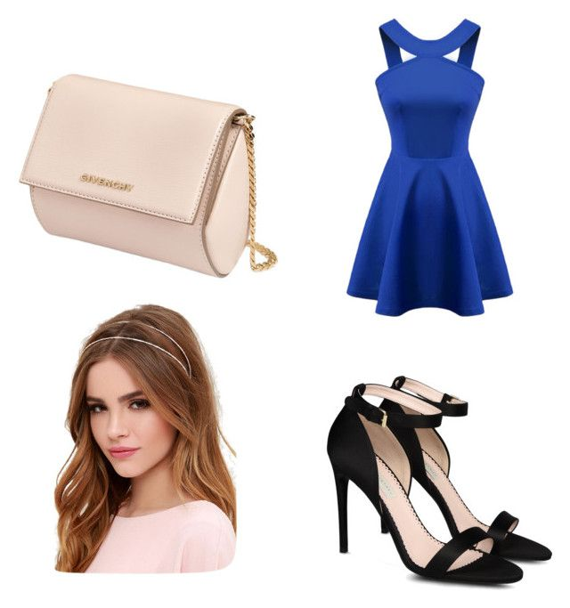 """""""Gradoition high school party ❤️"""" by nuora-m-s on Polyvore featuring Chicnova Fashion, STELLA McCARTNEY, Givenchy and Lulu*s"""