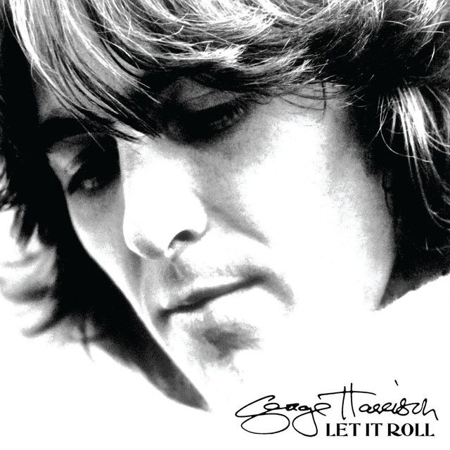 George Harrison Let It Roll Got My Mind Set On You Give Me Love