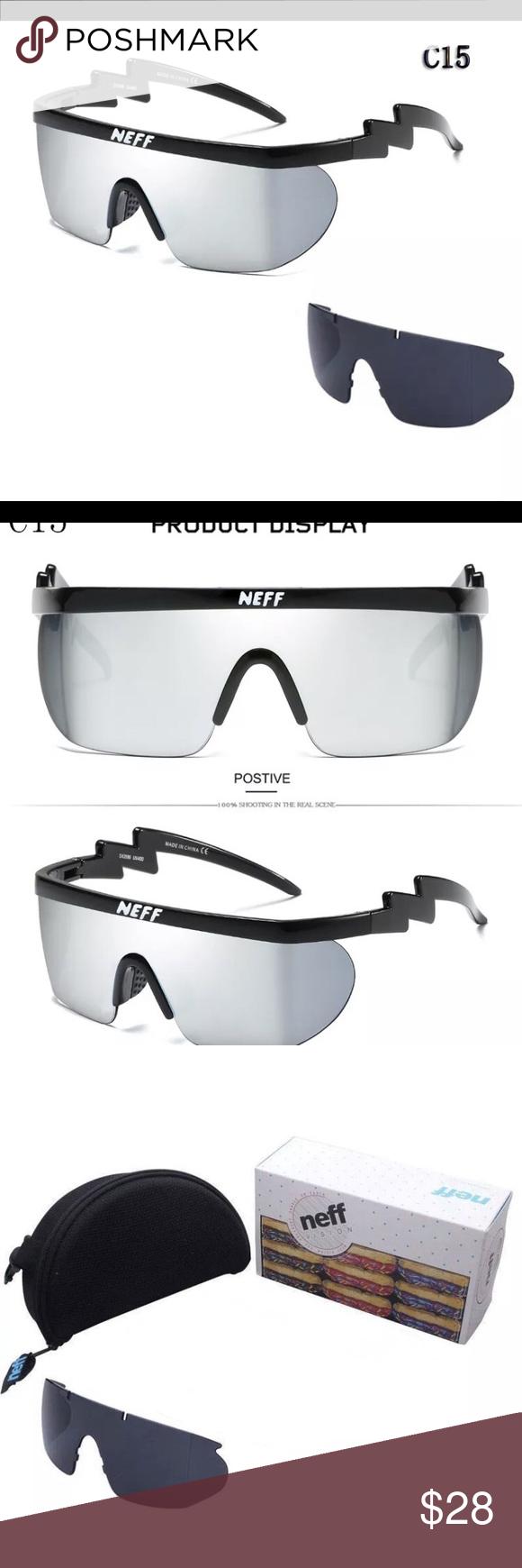 07fce532fb961 Neff Brodie  Riff Raff  Sunglasses ~ C15