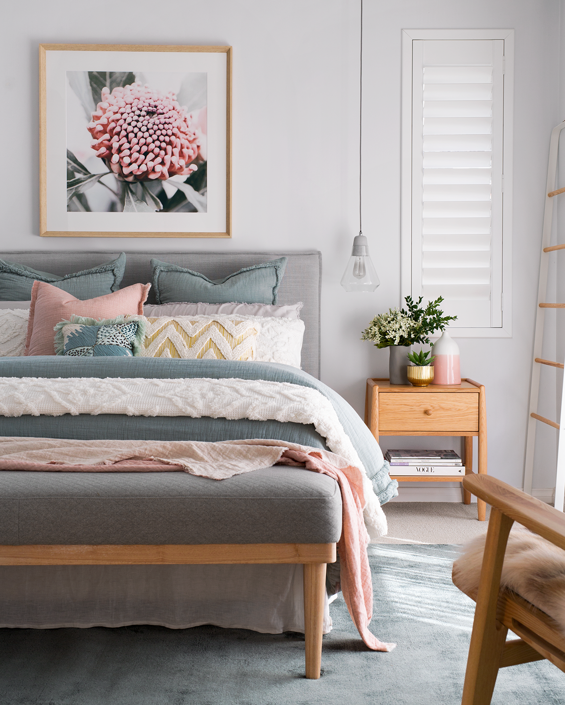 Rattan   Feminine bedroom decor, Spring bedroom decor, Spring bedroom