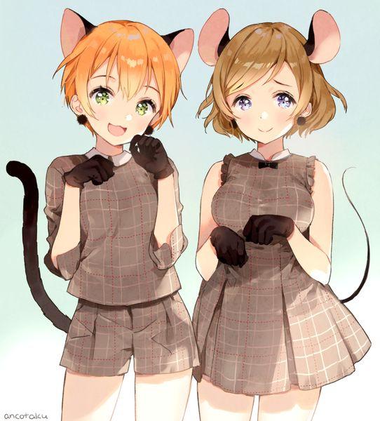 Pin On Anime Art Animal Ear ɠirls