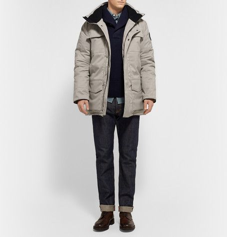 canada goose branta coat