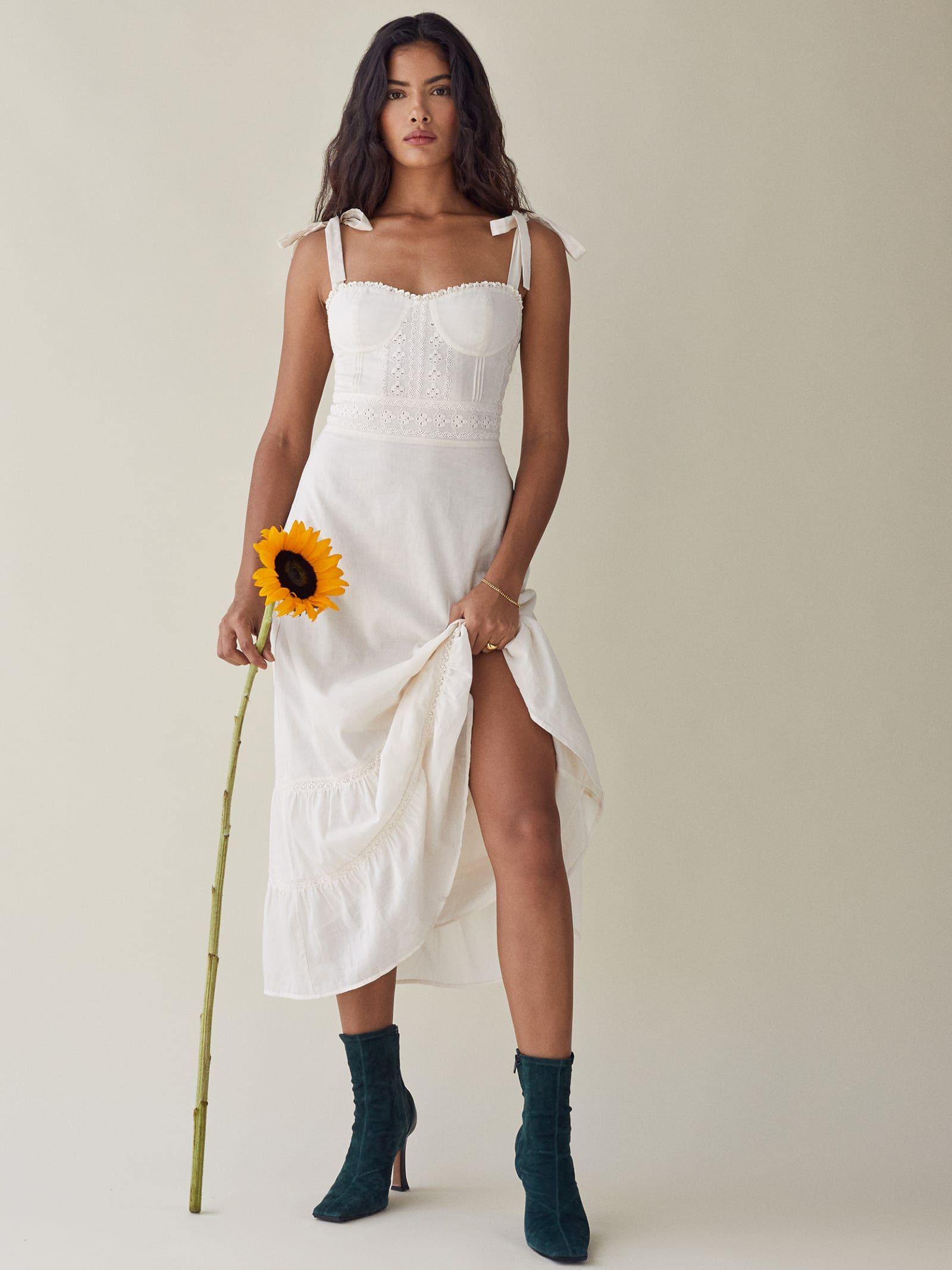 Noa Dress Fancy Attire Dresses Summer Graduation Outfit [ 2133 x 1600 Pixel ]