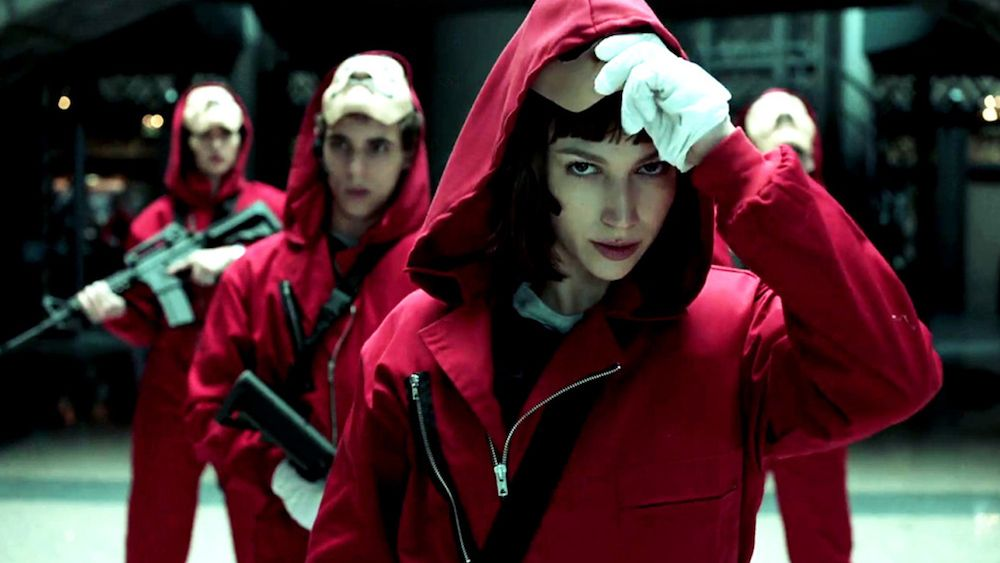 Money Heist Season 5 Release Date Cast International Heist