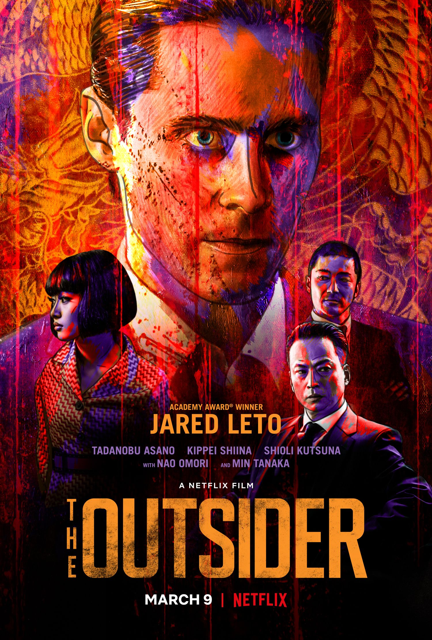 The Outsider movies, 2019 The outsiders, Aksiyon