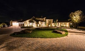 Groupon Led Outdoor Lighting Packages From Signature Illumination Designs 80 Off