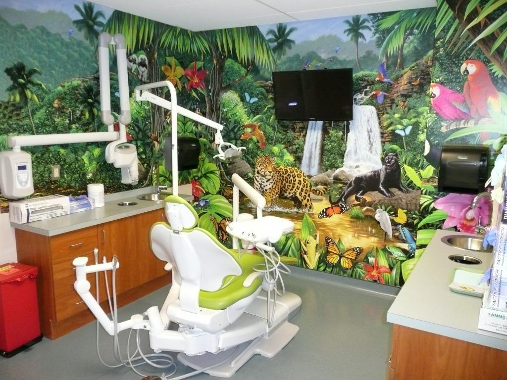 Dental murals murals your way