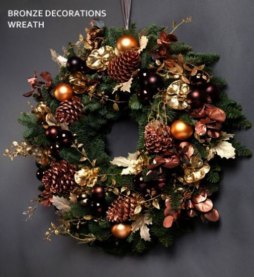 Christmas Wreaths Made With Mesh Christmas Wreaths Clearance