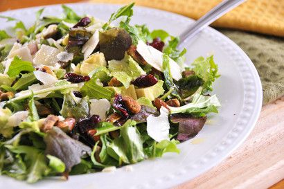Avocado Pistachio Salad with My Favorite Dressing | Tasty Kitchen: A Happy Recipe Community!