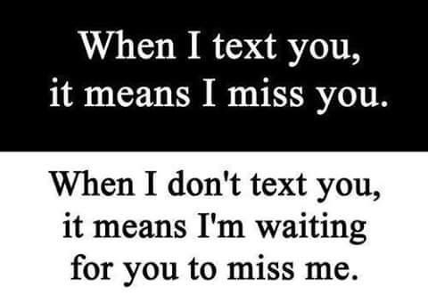 Oh So True Do You Miss Me Yet Lol C080415 Love Quotes