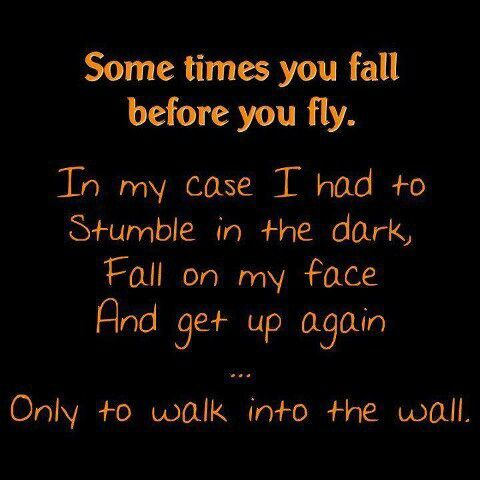 If It Weren T For Bad Luck I D Have No Luck At All Lol Fall Humor Before You Fly Funny Quotes