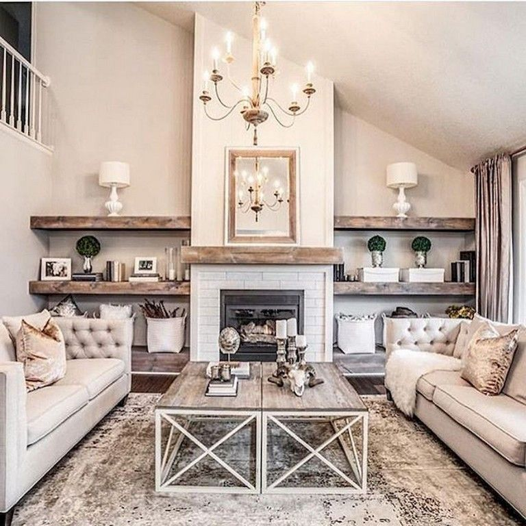 62+ Lovely Rug for Farmhouse Living Room Decorating Ideas #modernfarmhouselivingroom