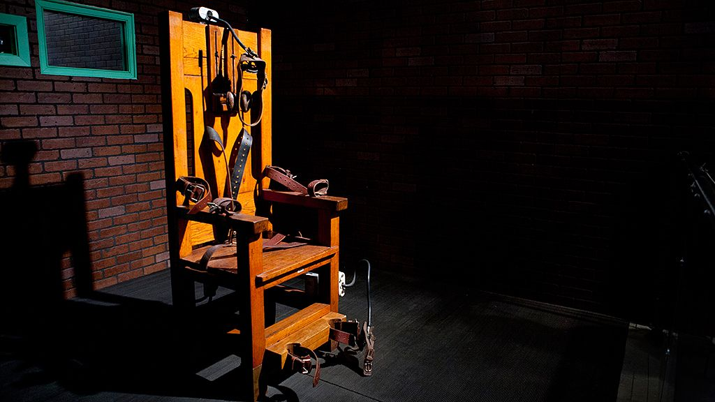 this electric chair old sparky sits untouched in the texas prison museum it executed 361