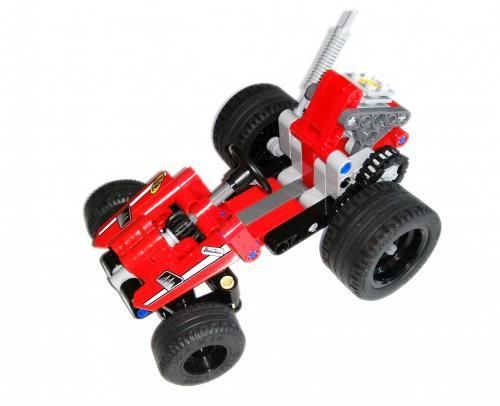 Offroad Technic Buggy With Instructions My Lego Creations