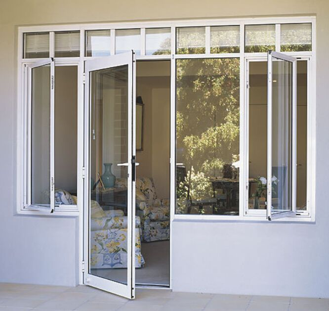 Aluminium French Door For Balcony Patio View Sendpro Product Details From Window And Limited On Aliba