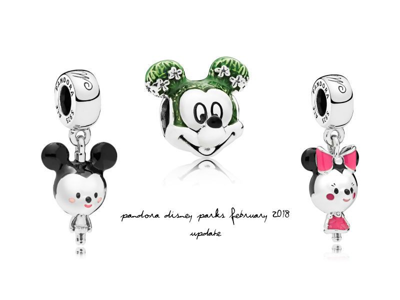 d0507f4d6 Today brings a Pandora Disney Parks article, with a few updates regarding a  couple of Pandora Disney beads I previewed a few months ago with the  Valentine's ...