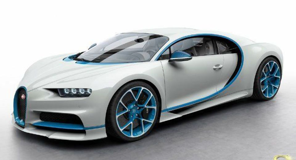 A German Dealer Has Already Listed A Bugatti Chiron For Sale | Cars ...