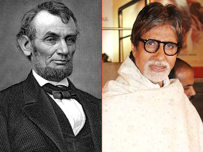 Amitabh watched Lincoln twice in just 2 days!