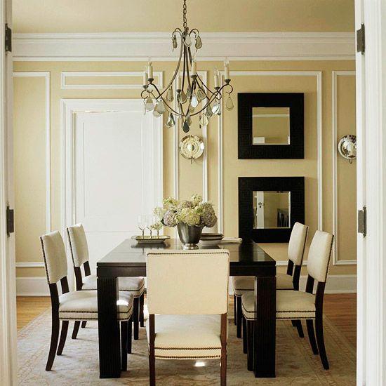 Classic/modern Dining Room