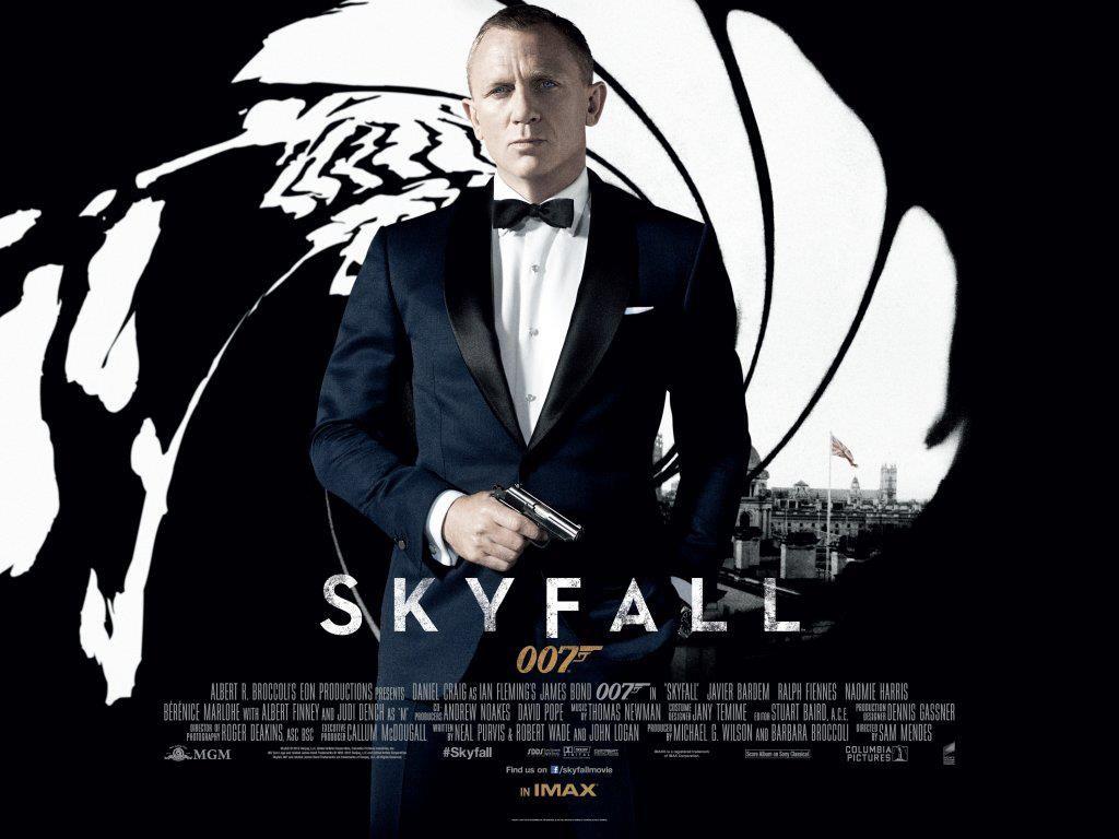 Magnum 44 Skyfall El Dry Martini Nº 23 James Bond Movies Bond Movies Skyfall