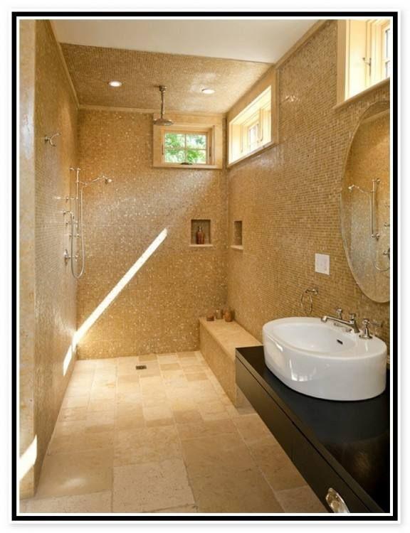bathroom ideas with shower only  small bathroom floor