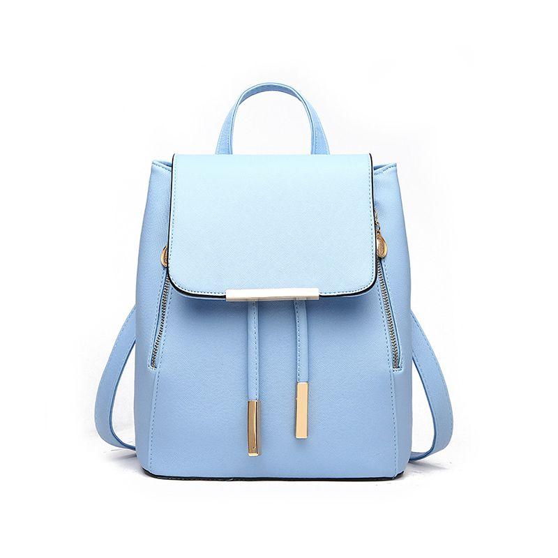 6d956af1e668 Бренд Realer рюкзак женский, довольно школьный рюкзак для подростков,  школьные ранцы для девочек, высокого качества pu кожаный рюкзак, молодёжный  рюкзак для ...