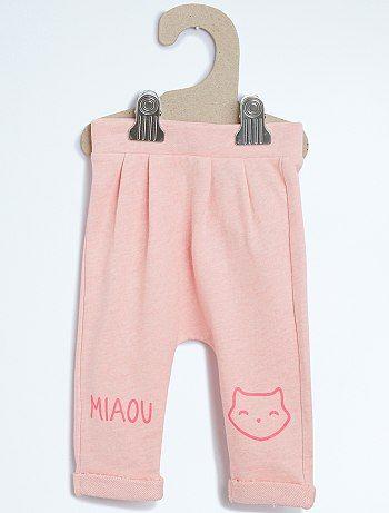 disfruta el precio de liquidación color atractivo códigos de cupón Pantalón de jogging MIXED Bebé niña - Kiabi   Ropa de chicos ...