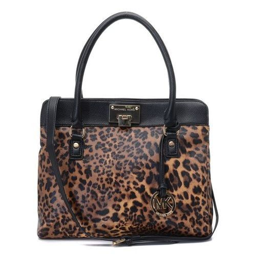 MICHAEL Michael Kors Large Astrid Calf Hair Satchel