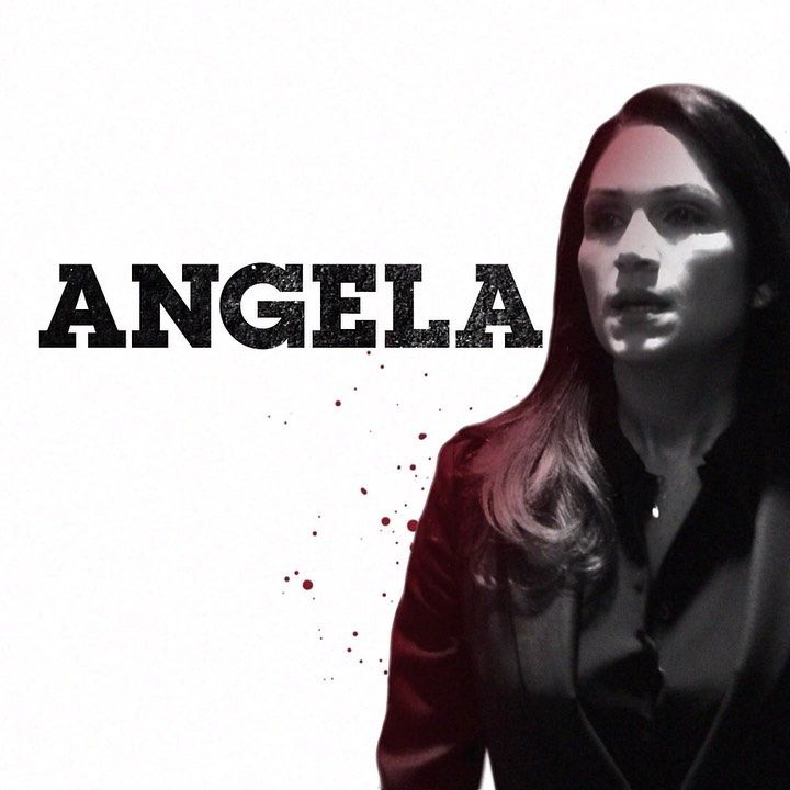 "Power on Instagram ""Angela couldn't turn her back on love"