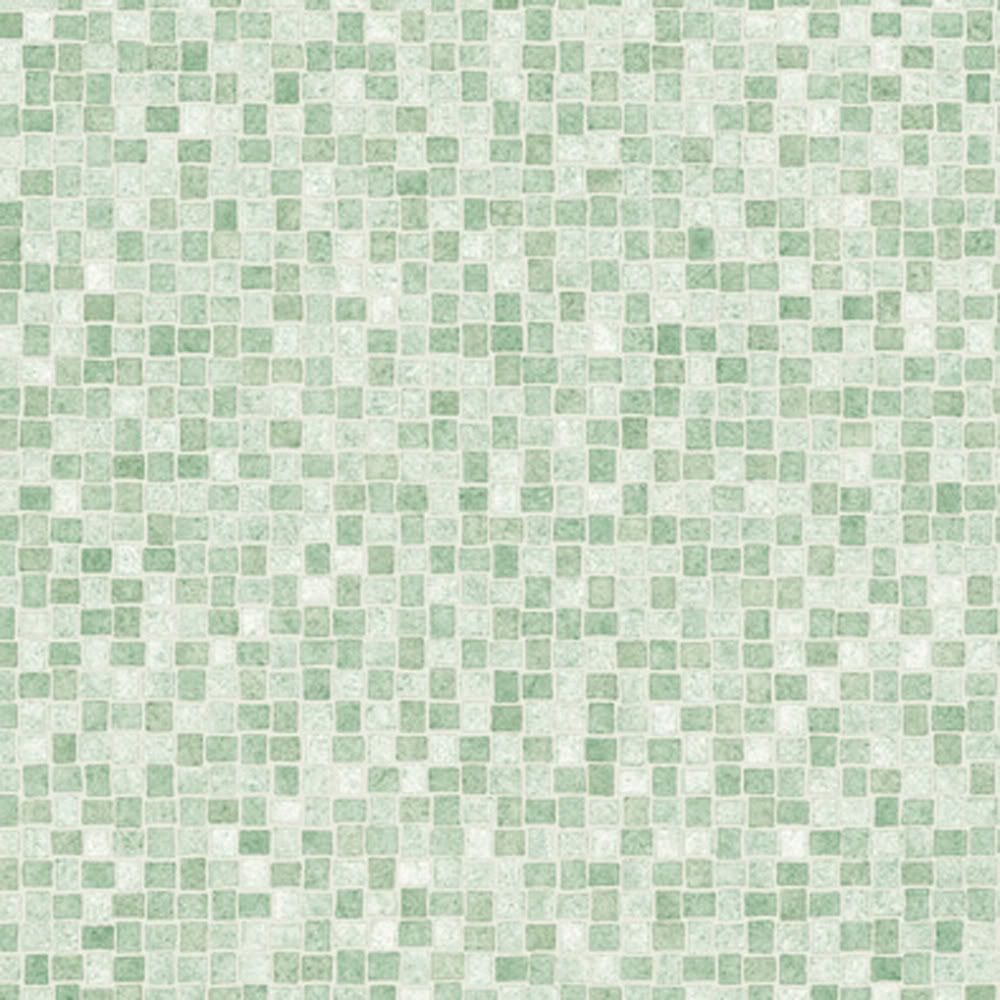 decoration ideas green mosaic tile vinyl flooring slip resistant lino 2m bathroom