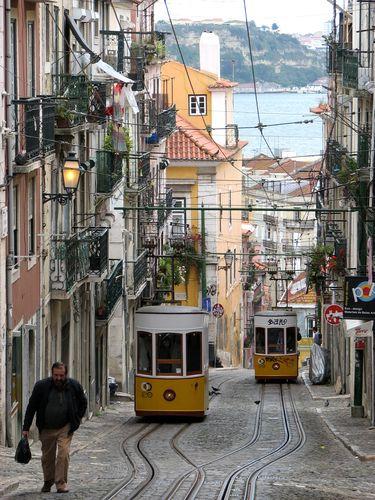 Elevador da Bica Lisbon | Top 10 Portugal - Best of Portugal