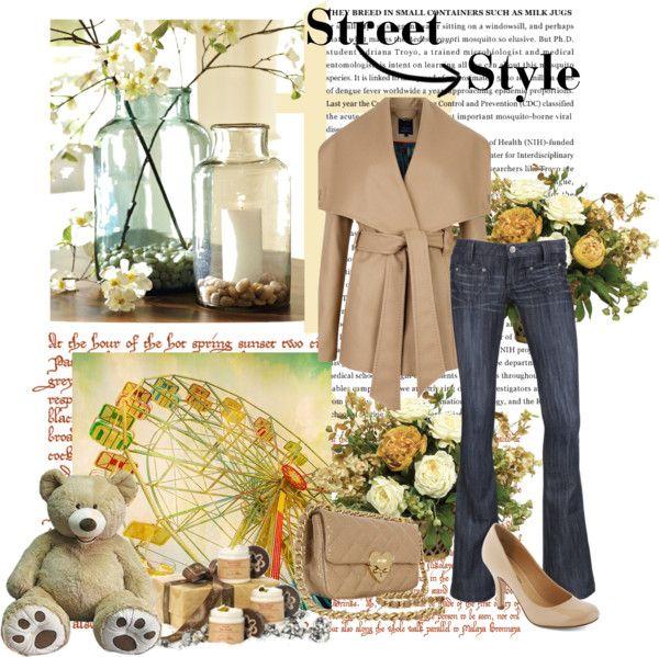 """Street Style"" by psuetani on Polyvore"