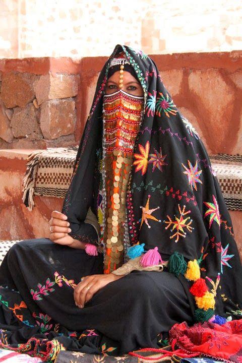 Bedouin People of Egypt