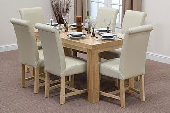 dining table sets - Google Search & dining table sets - Google Search | table | Pinterest | Oak dining ...