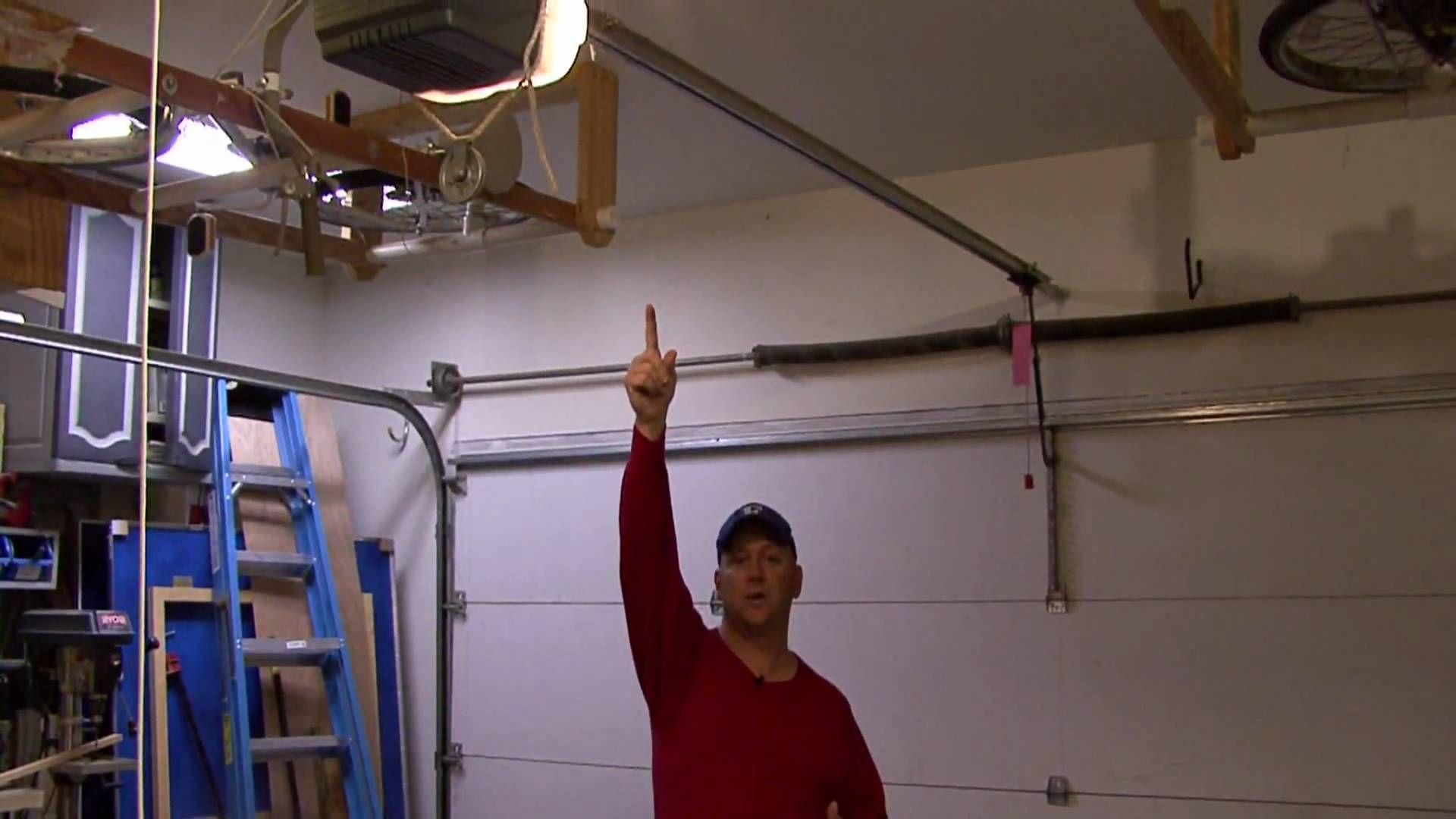 Installation Of Automatic Sensor On Garagedooropener Call Us 844 611 2478 For Mo Garage Door Opener Repair Garage Door Repair Service Garage Door Types