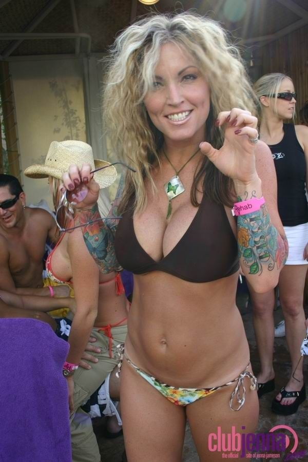 Janine Lindemulder Gorgeous Girlies Sexy Hot Tattoos