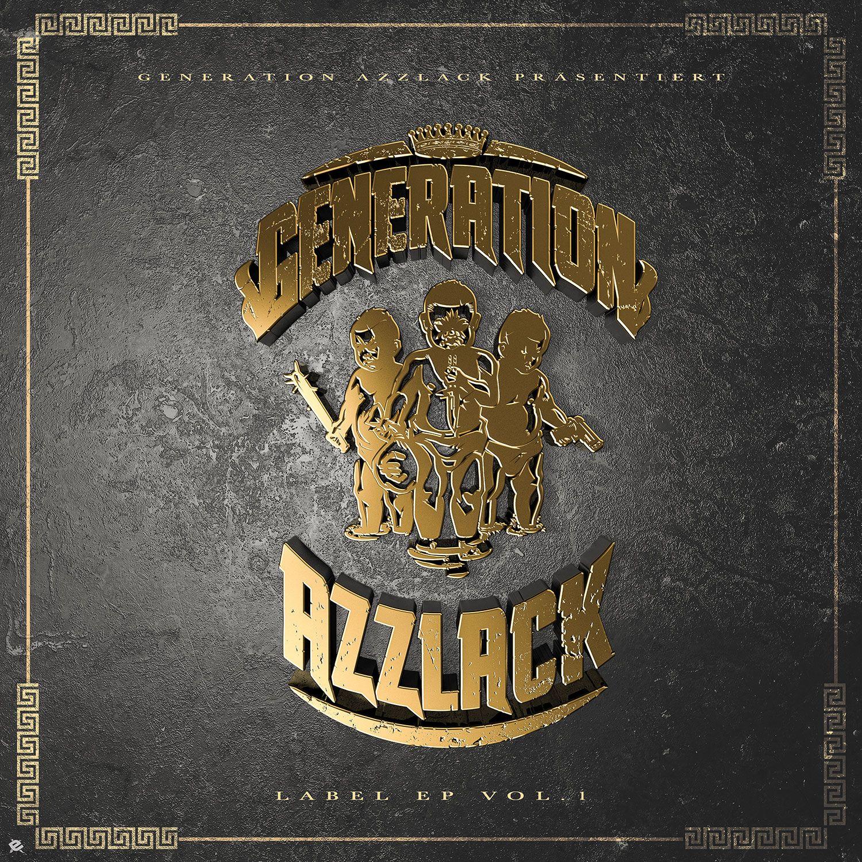 Cover Fur Generation Azzlack Label Ep Vol 1 Azzlackz Sinedgfx