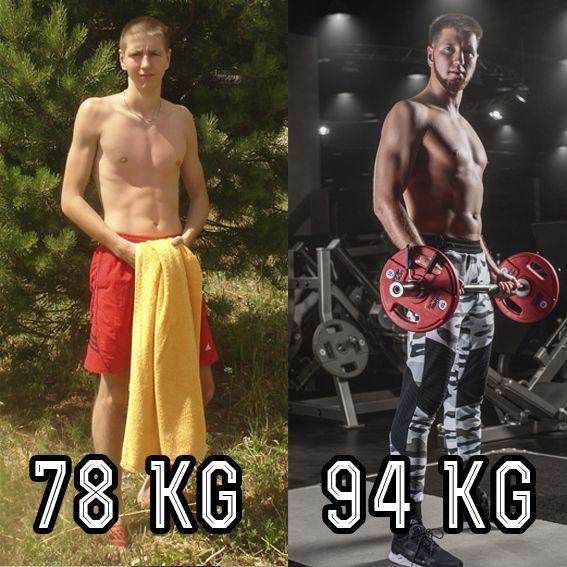 My one year body transformation   Transformation body