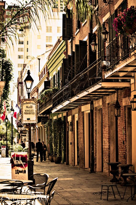 New Orleans Photography Downtown French Quarter New Orleans - New orleans vacations